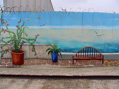 Arte de Mexico Mural in North Hollywood